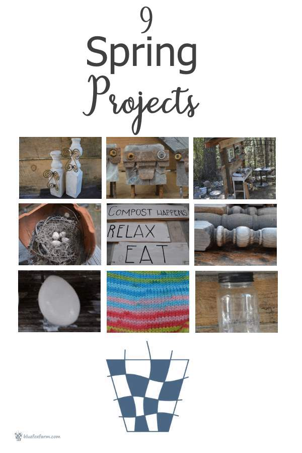 9 Spring Projects