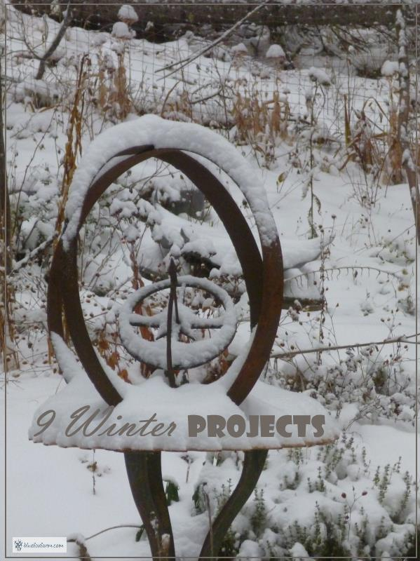 9 Winter Projects