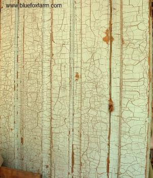 Crackle Paint Technique Weathering Distressing