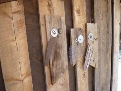 Owl Mason Bee Houses