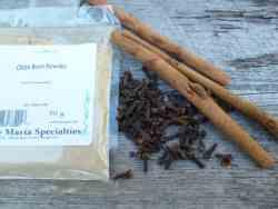 Pot Pourri ingredients