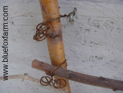 Simple way to attach twigs together - click to see more...