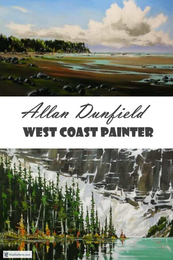 Allan Dunfield - West Coast Painter