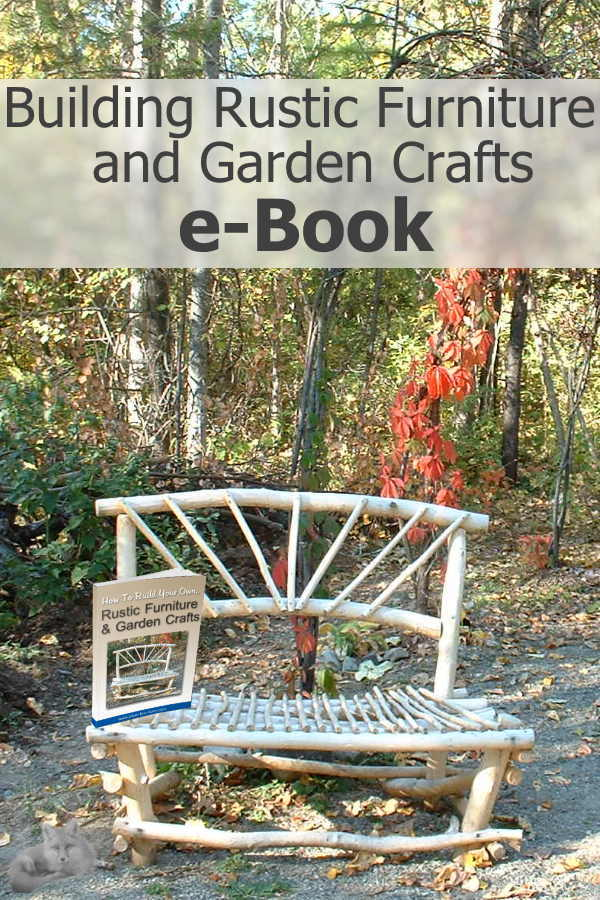The Rustic Furniture and Garden Art E-book