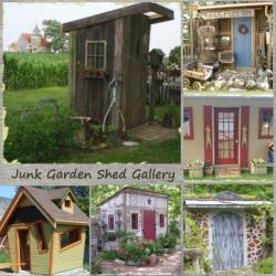The Junk Shed Gallery has lots of ideas and inspiration...