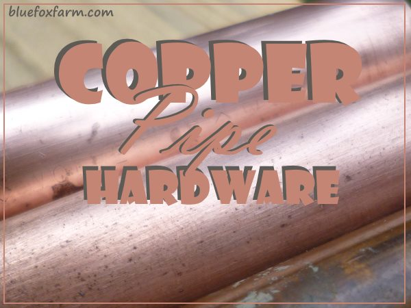 Copper Pipe Hardware