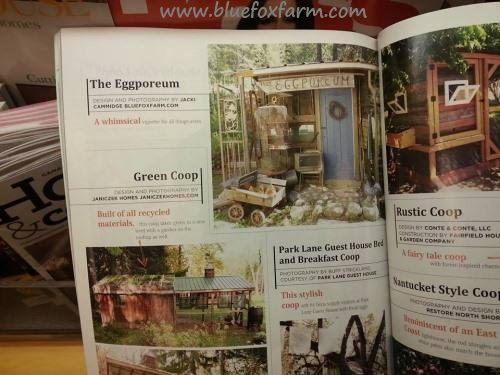 The Eggporeum, as seen in New American Homesteader magazine
