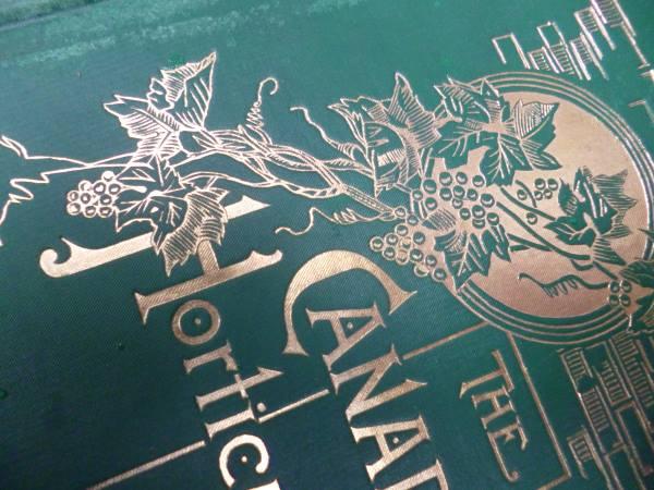 Vintage Horticulture Books