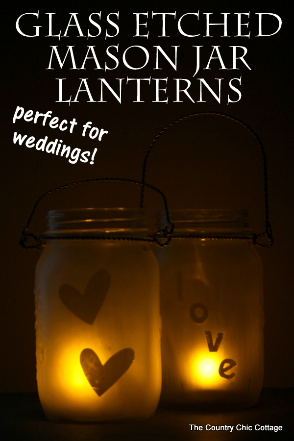 The Country Chic Cottages take on a DIY Lantern