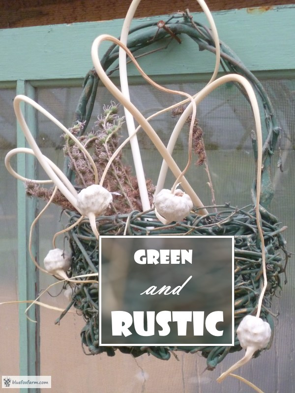 Green and Rustic