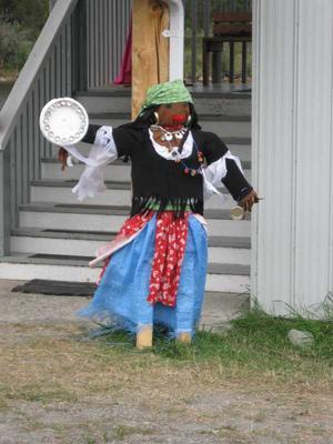 Gypsy Scarecrow