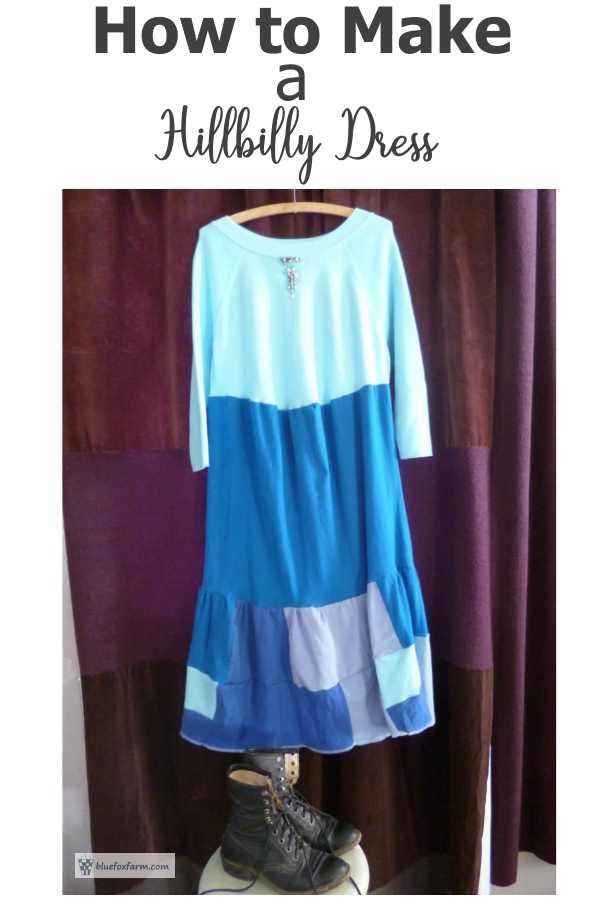 How to Make a Hillbilly Dress
