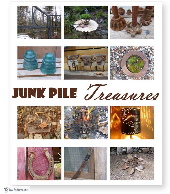 Junk Pile Treasures