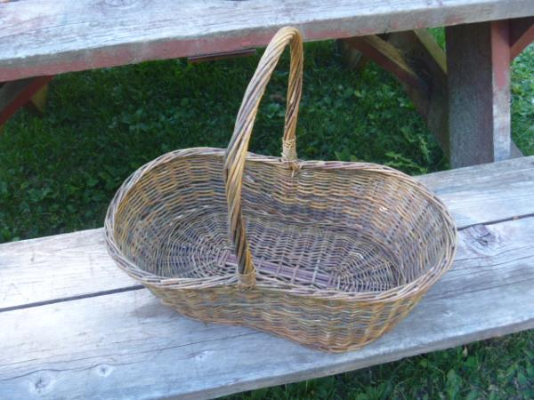 Handmade Willow Basket