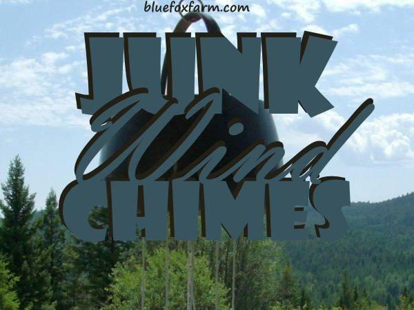 Junk Wind Chimes