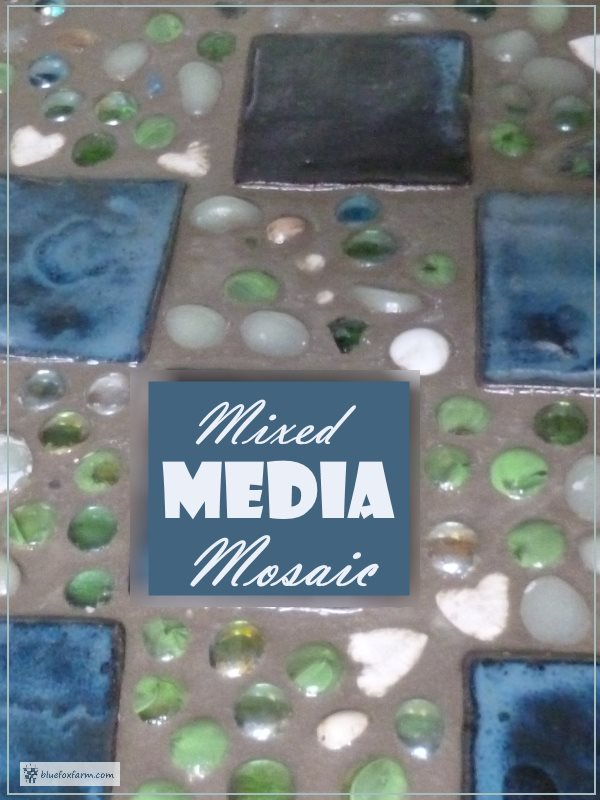 Mixed Media Mosaic