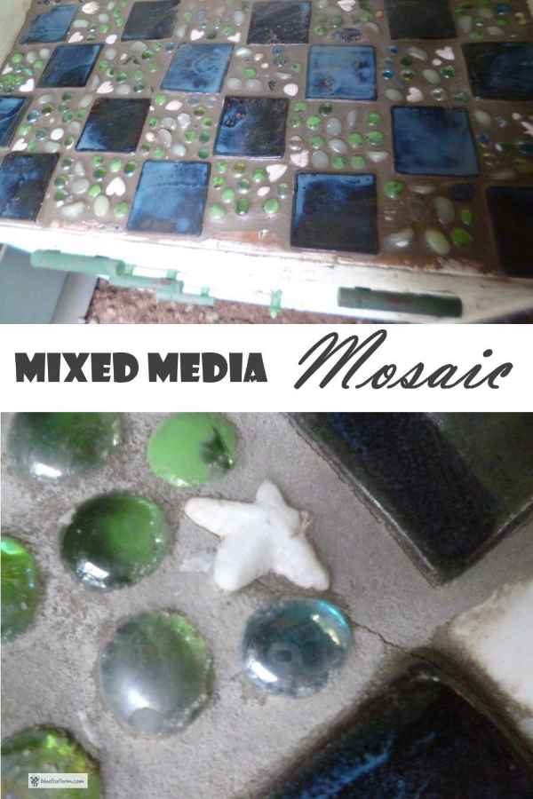 Mixed Media Mosaic