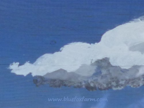 Simple yet effective, this method of painting clouds is easy to master