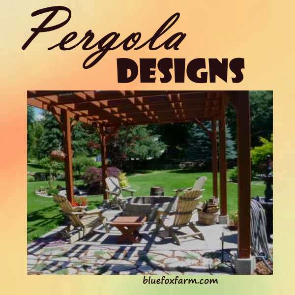 Pergola Designs