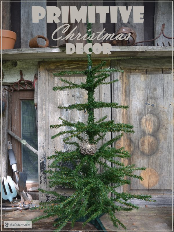 primitive christmas decor - Primitive Christmas Decor