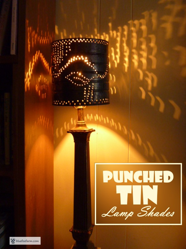 tin lighting fixtures. Punched Tin Lamp Shades Lighting Fixtures