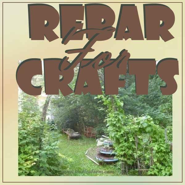 Rebar for Crafts