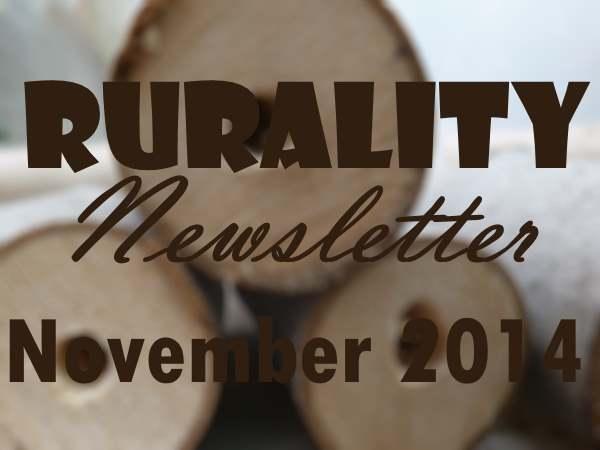 Rurality Issue #15 November 2014