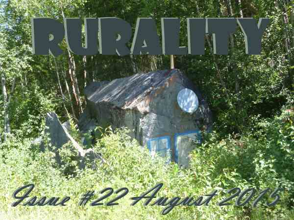 Rurality Issue #22 August 2015