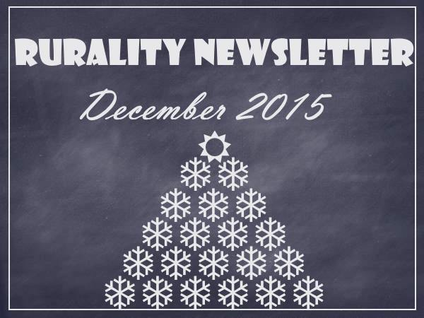 Rurality Issue #25 December 2015
