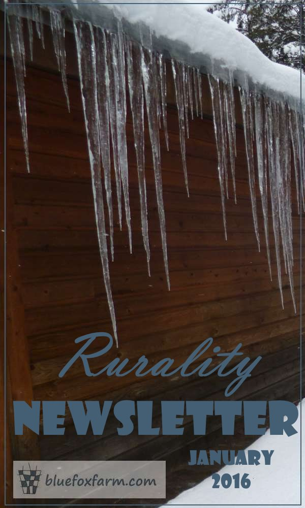 Rurality Issue #26 January 2016