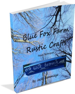 Rustic Paint Techniques E-Book - on sale soon!