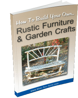 buy the Building Rustic Furniture E-Book here..