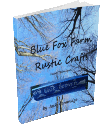 Rustic Paint Techniques E-Book...