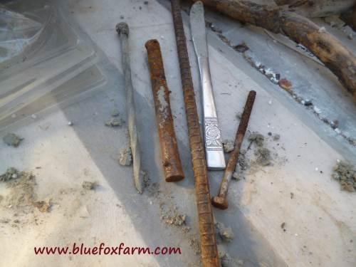 Texture making tools...