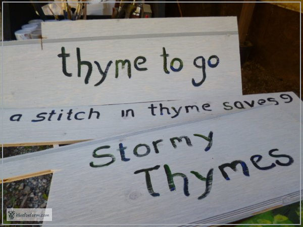 See more about Signs of the Thymes