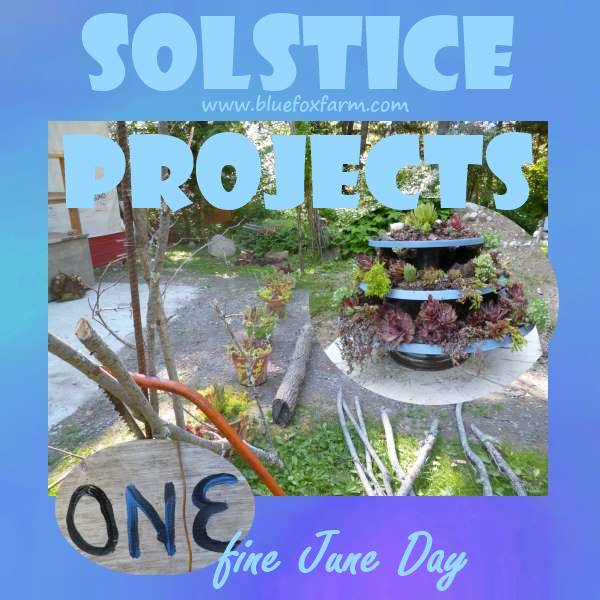 One Fine June Day - Solstice Projects - Rustic