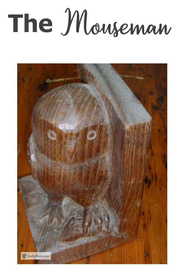 The Mouseman - Carving and Carpentry