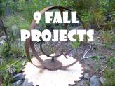 9 Fall Projects