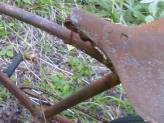 Vintage Junk Bicycle...
