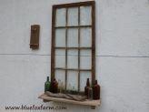 Old Window Vignette