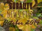 Rurality October 2014