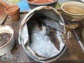Salvaged Galvanized Bucket