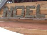 Twiggy Noel - Twig Monogram Letters