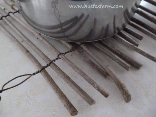 Make your own trivet