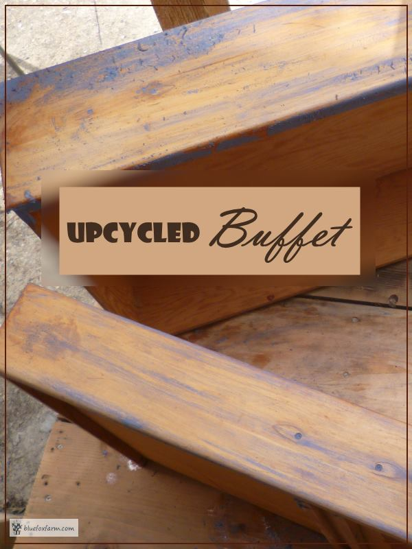Upcycled Buffet
