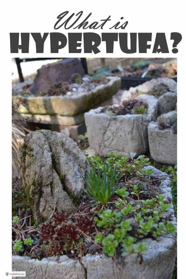What is Hypertufa?