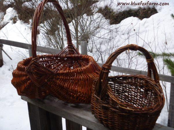Handmade Willow Baskets