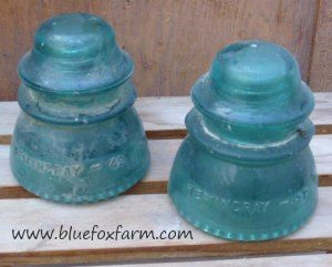 HemmingrayAntique Glass Insulators