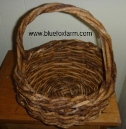 Root Basket with texture and strength