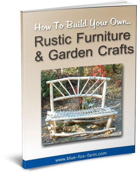Buy the Building Rustic Furniture E-Book